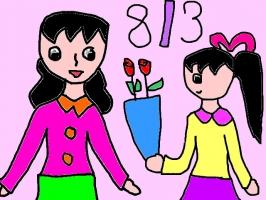 Top 10 Bức tranh vẽ ý nghĩa nhất ngày 8/3