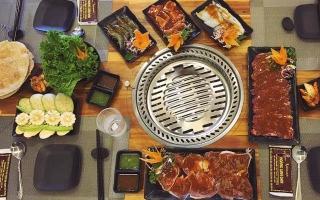 Nhà hàng món Hàn ngon, chất lượng nhất ở Quận 1 - TP. Hồ Chí Minh