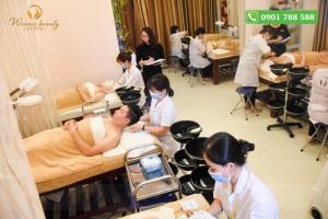 Dịch vụ spa uy tín và chất lượng tại Hà Nội