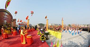 Lễ hội văn hóa đặc sắc nhất của tỉnh Bắc Giang