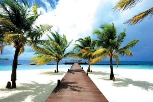 Hòn đảo lãng mạn nhất trên thế giới cho các cặp tình nhân trong dịp Valentine