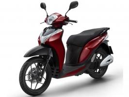 Xe máy bán chạy nhất Việt Nam 2016