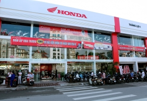 đại lý Honda uy tín nhất tại Hà Nội