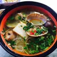 Món ăn ngon nhất khu ẩm thực chợ Hồ Thị Kỷ, TP. Hồ Chí Minh