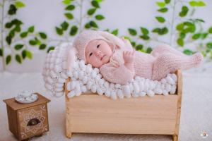 Studio chụp ảnh cho bé đẹp và chất lượng nhất Bắc Giang