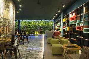 Quán cafe sách yên tĩnh nhất ở TP. HCM