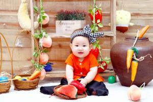 Studio chụp ảnh cho bé đẹp và chất lượng nhất Hưng Yên