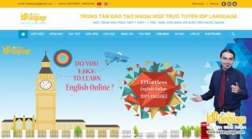 Trang web học tiếng anh online hiệu quả