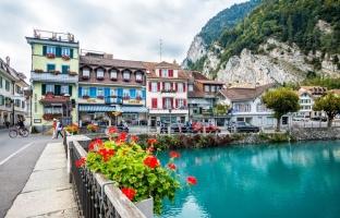 địa điểm du lịch đẹp và nổi tiếng nhất Thụy Sĩ