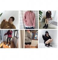 Mẫu áo mùa đông đẹp nhất cho các cô gái cá tính