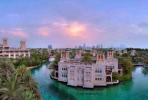Khách sạn sang trọng và đẳng cấp bậc nhất Dubai