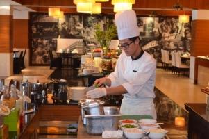 Khách sạn 5 sao có buffet ngon nhất Hà Nội