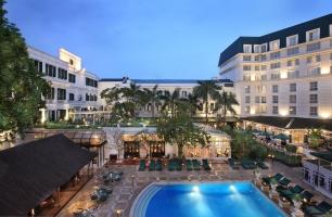 Khách sạn 5 sao sang trọng nhất Hà Nội