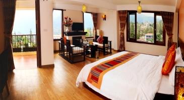 Khách sạn ở Sapa gần nhà thờ giá rẻ, phục vụ tốt