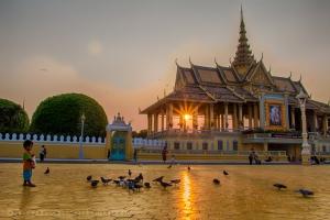 Khách sạn giá rẻ nhất tại Phnom Penh, Campuchia