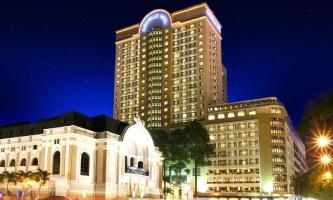 Khách sạn nổi tiếng và sang trọng nhất tại TP.HCM