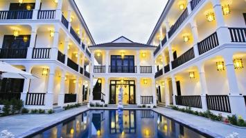 Khách sạn nổi tiếng và sang trọng nhất ở Hội An, Quảng Nam