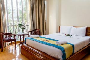 Khách sạn phòng đẹp, giá bình dân dưới 100k ngay tại Hồ Chí Minh