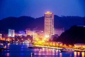 Khách sạn sang trọng, đẳng cấp nhất tại TP Hạ Long