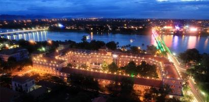 Khách sạn sang trọng, đẳng cấp nhất tại TP Huế