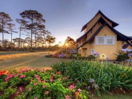 Khách sạn cho gia đình tốt nhất ở Đà Lạt