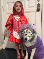 Gợi ý cho bé yêu và thú cưng nhập tiệc Halloween