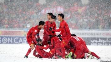 Khoảnh khắc đáng nhớ nhất của đội tuyển U23 Việt Nam tại vòng chung kết U23 châu Á 2018