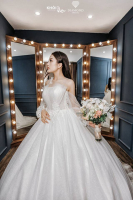 Địa chỉ cho thuê váy cưới đẹp nhất TP. Vinh, Nghệ An