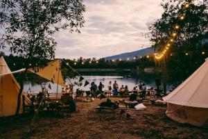 Khu cắm trại HOT nhất Việt Nam trong dịp Tết dương lịch sắp tới
