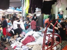 Khu chợ bán đồ cũ chất lượng nhất Sài Gòn
