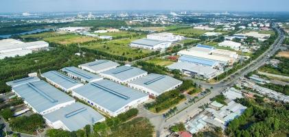 Khu công nghiệp lớn nhất ở Hà Nội