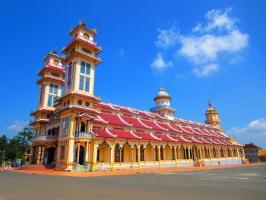 Khu du lịch đẹp và nổi tiếng ở Tây Ninh