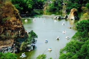 Khu du lịch sinh thái nên đến nhất ở Đồng Nai