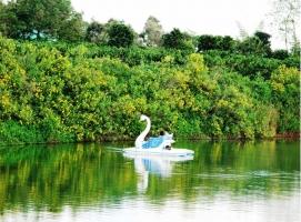 Khu du lịch sinh thái gần Sài Gòn mà bạn nên tới