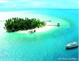 Khu resort đắt nhất thế giới