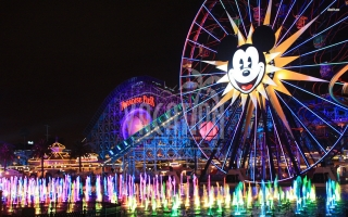 Công viên giải trí thu hút khách nhất Thế Giới