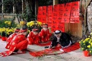 Kỉ lục độc nhất ngày Tết Việt Nam