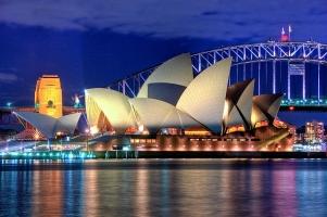 Công trình kiến trúc nổi tiếng bậc nhất của thế giới