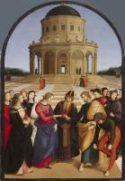 Kiệt tác hội họa của họa sĩ Raffaello