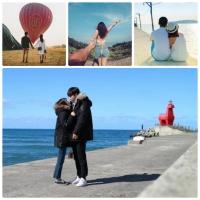 Kiểu chụp ảnh couple đẹp  hot nhất mạng xã hội