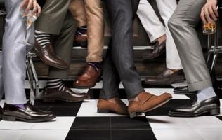 Kiểu giày da nam cơ bản bạn nên biết