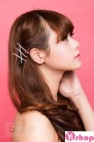 Kiểu tóc đơn giản mà đẹp cho các bạn gái