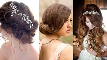 Kiểu tóc đẹp nhất cho cô dâu trong ngày cưới