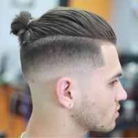 Kiểu tóc nam đẹp nhất cho năm 2017