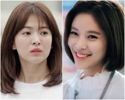 Kiểu tóc ngắn đẹp nhất trong phim Hàn