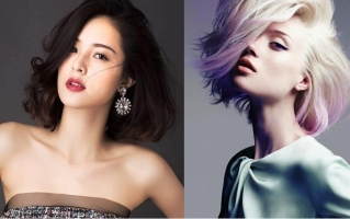 Kiểu tóc xoăn ngắn đẹp nhất cho nàng mùa thu Đông 2016