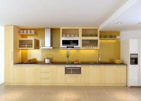 Kiểu tủ bếp hiện đại được ưa chuộng nhất 2017