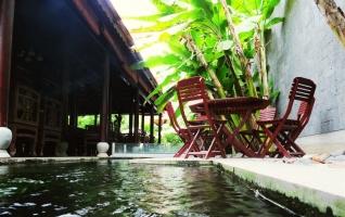 Quán café  đẹp có sân vườn xanh mát nhất Đà Nẵng