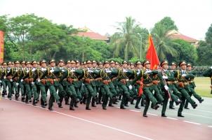 Kinh nghiệm cho học sinh có ý định thi vào trường thuộc lực lượng vũ trang