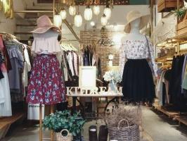 Shop thời trang nổi tiếng nhất trên đường Trần Quang Khải, TPHCM